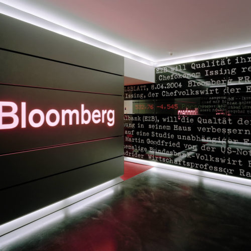 Bloomberg office- mesto zaposlenja Glion6 Les Roches diplomaca